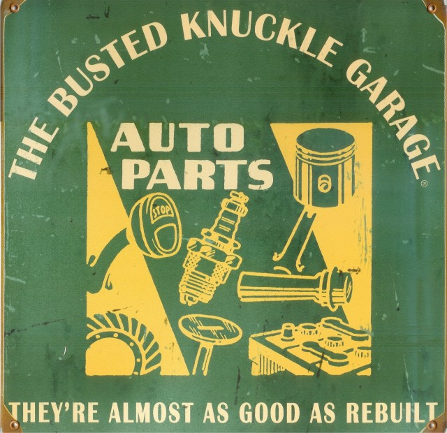 Busted Knuckle Auto Parts