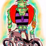 Biker Frankie-colour
