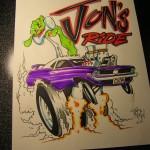 Jons Ride-Cuda