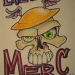 Live & Die MERC