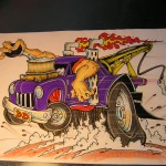 Monster Tow Truck