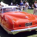 1941 Chrysler Thunderbolt-red