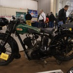 194? BSA Motorcycle, single cyl
