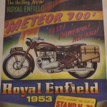1953 Royal Enfield ' Meteor 700'
