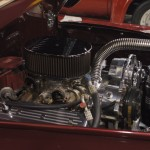 1949 Ford 1/2 Ton, Gerard Bellanger - Engine Bay