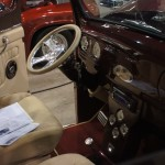 1949 Ford 1/2 Ton, Gerard Bellanger - Interior