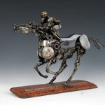 Horse and Jockey-James Corbett